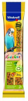 Vitakraft Kracker Kiwi & Lemon Budgie (2pcs)