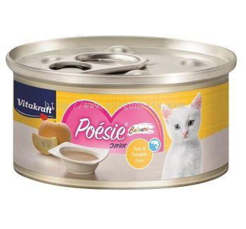 Vitakraft Po��sie Colours Tuna & Pumpkin Paste (Junior)
