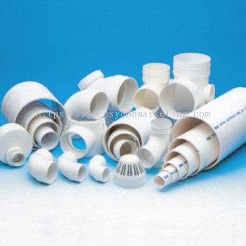 PVC-U Soil, Waste & Vent