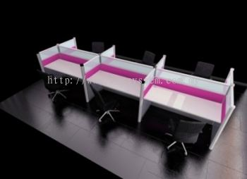 ISLAND RECTANGULAR - 6 SEATERS