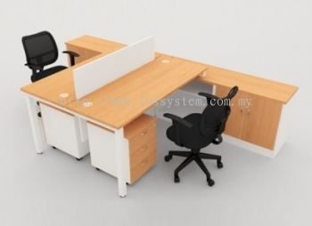 DESKING EXECUTIVE 2 SEATERS