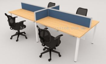 DESKING PARTITION 4 SEATERS