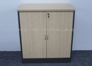 SWINGGING DOOR CABINET
