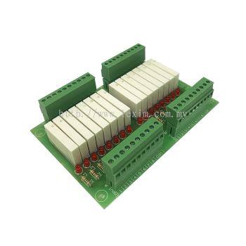 SR16/8C 16R I/O card