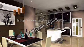 Kitchen Cabinet Puchong