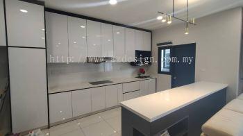 Kitchen & Island  Design