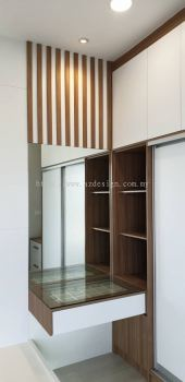 Wardrobe  & Dressing Table design
