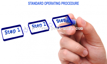 Drafting Standard Operation Procedural(SOP) Manual