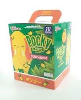 Glico Pocky Choco  Mango Souvenir 12pk/box