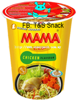 #Mama #InstantNoodle #CUP #Chicken