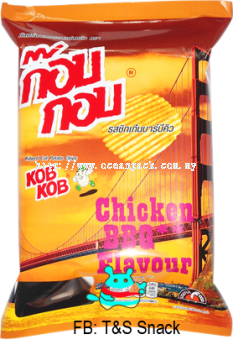 #KobKob #PotatoChips #Chicken