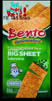 #Bento #Squid #BigSheet #Seaweed #Green