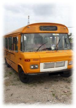 40/44 Seater School Coach