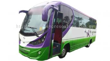 25 Seater Mini Bus