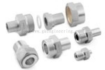 UHP L-Ring Face Seal Fittings