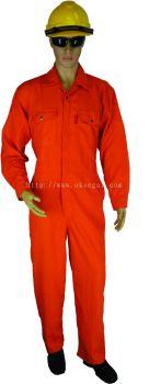 Nomex Coverall Orange