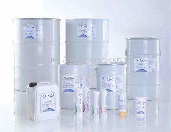 Cassida Chain Oil 150 | 320 | 1500 | 1500 | 5000 Spray - DAVOR Lubricants Malaysia