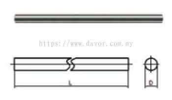 Ground Carbide Rods
