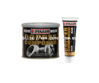 Spanjaard Copper Paste Anti Seize