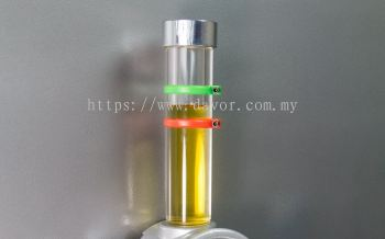 OIL LEVEL SIGHT GLASS