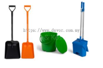 Food Grade Dustpan | Shovels | Bucket | Lobby pan
