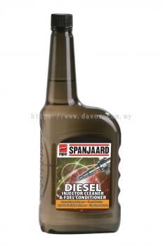 Spanjaard Diesel Injection Cleaner and Fuel Conditioner