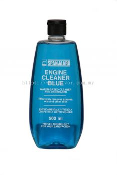 Spanjaard Engine Cleaner | Water Based