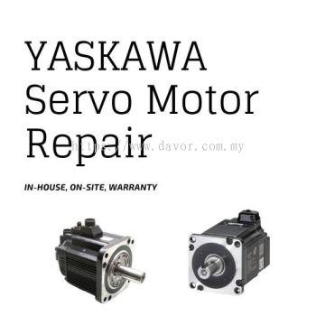 Yaskawa Servo Motor Repair