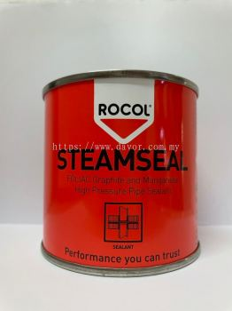 Rocol Steamseal FOLIAC Graphite and Manganese Pipe Sealant