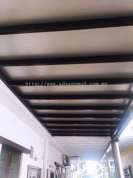 Aluminium Composite Roofing