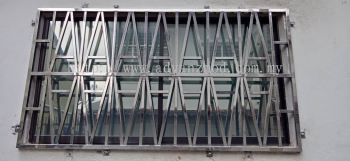 304 Stainless Steel Window Grille