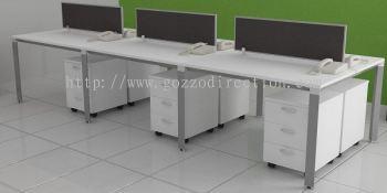 Open Plan System Workstation
