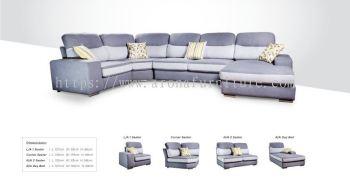 Nv 1133C Corner Sofa