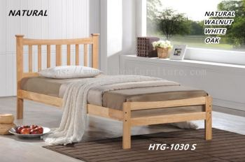 SOLID WOOD BEDFRME