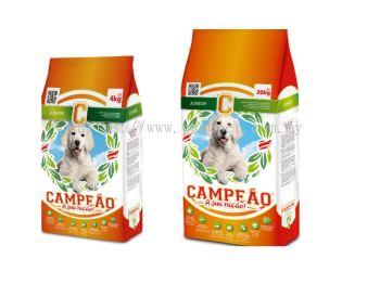 Campeao Dog Junior with Chicken