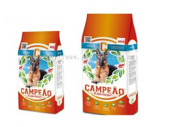 Campeao Dog Adult with Poultry