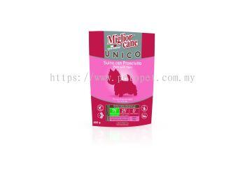 02471 Migliorcane Unico Grain Free 100% Ham