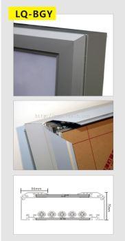 LQ-BGY (Slim frame)