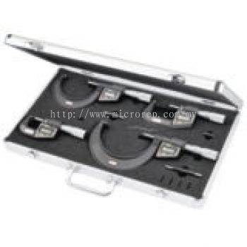 S3732BXFLZ Electronic Outside Micrometer Set