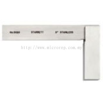 3020-3 Toolmakers�� Grade Stainless Steel Square
