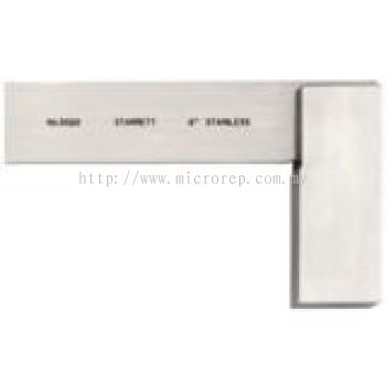 3020-4 Toolmakers�� Grade Stainless Steel Square