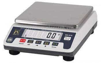 Calibration: Electronic Weighing Machines