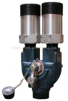Rego 8542 DuoPort® Pressure Relief Valve