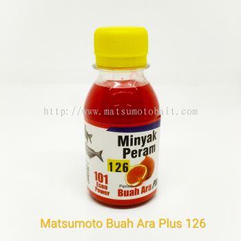 Matsumoto Buah Ara Plus 126