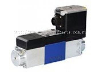 Model 4WRBA..EA, 4WRBA..E.W. and 4WRBAE..E./W. Proportional Directional Control Valves