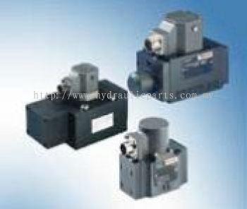 Models 4WS2E and 4WSE2E Hydraulic Servos