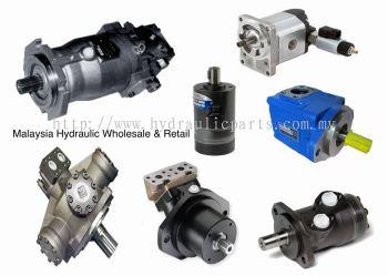 Hydraulic Motor BMP/BMR Series