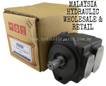 Yuken Fixed Displacement Vane Pumps