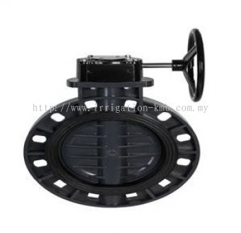 Butterfly Valve Gear Type