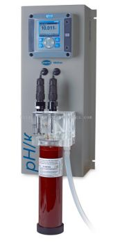 9523 sc Specific and Cationic Conductivity Analyzer, and pH Calculator